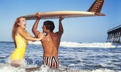 The Best of 1960s Beach Chic: Bikinis, Blond Hair, and Surf Style | Vanity Fair