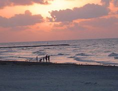Galveston beach...last time was in late November 2008. Will probably be a lot more crowded when I go this June!