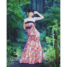 【mimimaru55】さんのInstagramをピンしています。 《photo by Mr.Takebayashi.  #photo #portrait  #model #gravure #photogravure #森 #ポートレート #ポートレート部 #ファインダー越しの私の世界 #東京写真部 #Camera #写真好きな人と繋がりたい #和 #和風 #dress》