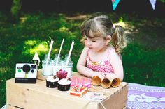 A Styled Ice Cream Photoshoot. Toddler and Child Photography. Toddler Photography, Newborn Photography, Children And Family, Children Poses, Vintage Ice Cream, Photoshoot Themes, Ice Cream Photos, Kid Poses, Ice Cream Party