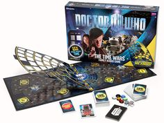 what?! docter who board games? the world is ending