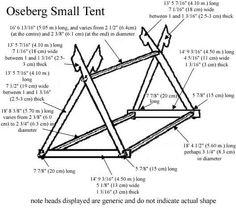 Small Oseberg Tent
