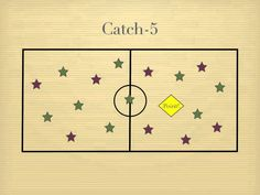 Physical Education Games - Catch-5