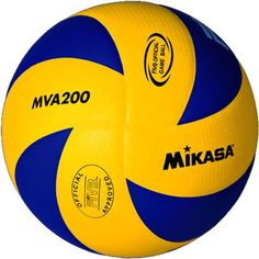 El balón para voleibol Mikasa MVA 200