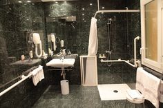 adapted bathrooms for disabled - Google Search