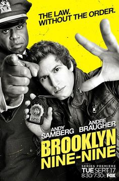 Brooklyn Nine-Nine - This show features Andy Samberg at his finest. I wrongly assumed this was just another Reno 911. It truly isn't. Check out an episode or two for yourself and decide. You won't be sorry.