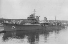 "IJN Sagiri (狭霧 ""Haze"") was the sixteenth of twenty-four Fubuki-class destroyers. Built by Uraga Dock Company she was commissioned on 31/01/31. On 17/12/41 sheprovided cover for the Japanese landings at Miri & Kuching in Sarawak. A week later on 24/12/41 she was torpedoed by Dutch submarine HNLMS K XVI. her aft magazine caught fire and exploded , causing her to sink, taking half her crew with her. The survivors being picked up by her sister ship IJN Shirakumo"