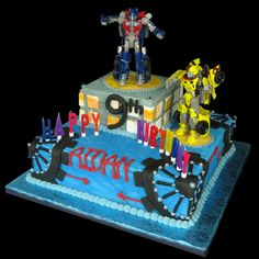 Transformers Cake Topper Kidzpartystore Party Balloons Birthday