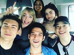 The studio has just given an official release date for their upcoming, original supernatural horror/thriller, Truth or Dare, which will hit theaters o. It Movie Cast, Movie Tv, It Cast, Hayden Szeto, Violett Beane, Nolan Gerard Funk, Lucy Hale Hair, Pretty Little Liars Actresses, Tyler Posey