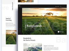 Welcome to Beautiful Bangladesh by Surja Sen Das Raj  - Dribbble