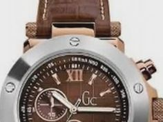 Cheap GUESS Gc-1 Brown Leather Timepiece