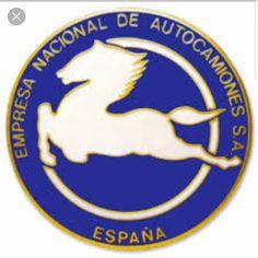 ENASA - PEGASO Retro Logos, Car Logos, Ferrari Logo, Trucks, Cars, Classic, Templates, Vans Classics, Classic Trucks
