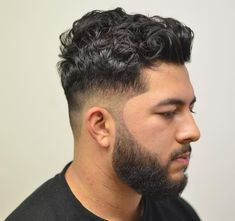 46 Best Fade Haircuts for Men todays pins. All of best idea and for only handsome men. Young Mens Hairstyles, Male Haircuts Curly, Best Fade Haircuts, Cool Haircuts, Hairstyles Haircuts, Haircuts For Men, Cool Hairstyles, Haircut Men, Hairstyle Ideas