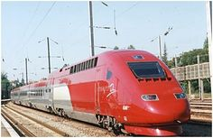 Cheryl and I traveled by various local rail trains mostly whenever we toured Europe from her two homes in Switzerland during my six weeks there. We rode a high speed rail train that looked similar to this one on our way from Zermatt to Italy. France Train, Trains, High Speed Rail, National Parks Usa, Travel Brochure, Zermatt, Travel Companies, Trip Advisor, Travel Advisor