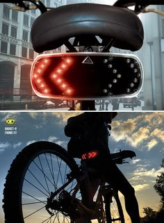 Wireless Bicycle Turn Signal