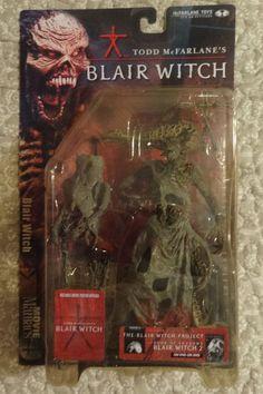 The Blair Witch Action Figure Series 4 McFarlane Movie Maniacs   #McFarlaneToys