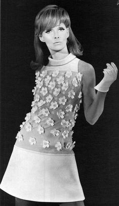 Ted Lapidus Dress 60s