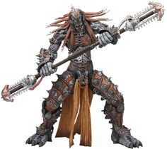 "NECA Gears of War 2 - 7"" Scale Skorge Action Figure by NECA"