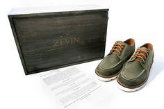 Zevin 'New Work Moc' Spring/Summer '12 Collection