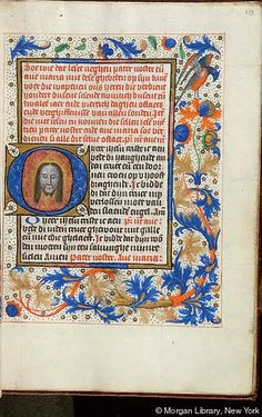Book of Hours, MS S.1 fol. 113r - Images from Medieval and Renaissance Manuscripts - The Morgan Library & Museum
