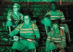 ghostbusters 2016 cast