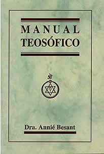 Manual Teosófico de Dra. Annié Besant editado por Luis Carcamo.El Hombre según las enseñanzas teosóficas, es un ser séxtuple o, conforme a la frase usual, un ser que tienen constitución septeanria.