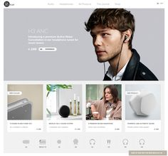 B&O PLAY by Bang & Olufsen - Design for Music