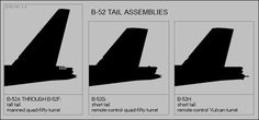 The evolution of the tail turret of the Boeing Stratrofortress bomber, from cal to After the gulf war if was finally removed and replaced with a stronger ECM suit, as the USAF deemed it.