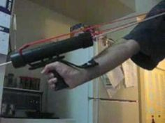 How to turn sling shot into deadly spear gun
