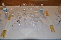 ben 10 bicchieri per la degustazione a #barbera2