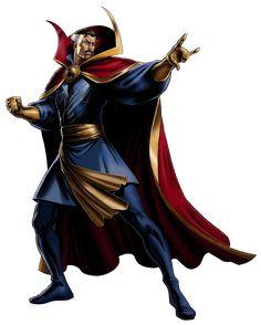 Sorcerer Supreme, Stephen Vincent Strange