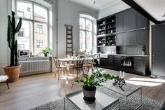 minipisos estilo nórdico Dormitorio elevado diseño interior duplex decoracion dormitorios decoración comedores blog decoración nórdica