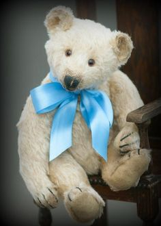 Dany Baren at Silly Bears - New and Vintage Collectable Teddy Bears, Aberdeen, Scotland