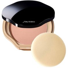 Shiseido Sheer and Perfect Compact Foundation (€33) ❤ liked on Polyvore featuring beauty products, makeup, face makeup, foundation, shiseido foundation and shiseido