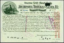 Atchison, Topeka and Santa Fe Railway - Wikipedia
