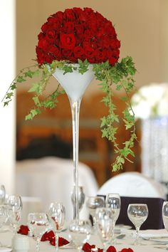 #FlowerCentrepiece for special day.