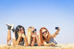 3 aplicativos para a selfie perfeita