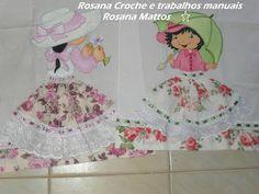 ROSANA CROCHE E TRABALHOS MANUAIS