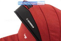 Carera New Kombikinderwagen 3in1 - der Griff mit Kunstleder bezogen  http://kinderwagenshop.expert/Carera-New-3in1-Kombikinderwagen #Careranew #3in1 #Kombikinderwagen #Kinderwagen #Kinderwagenshopexpert
