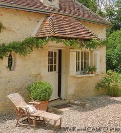 Décor de Provence: A Charming Little Mill House