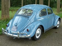 Beetles Volkswagen, Volkswagen Beetle Vintage, Car Volkswagen, Vw Cars, Vw Camper, Vw Super Beetle, Vw Vintage, Import Cars, Porsche 356