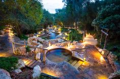 Peninsula Hot Springs - Book a private outdoor thermal mineral pool. Cool Places To Visit, Places To Go, Massage Gift Certificate, Spa Center, Spa Treatments, Australia Travel, Resort Spa, Hot Springs, Outdoor Furniture Sets