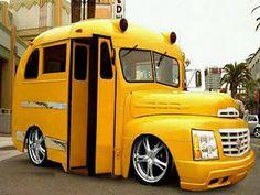 Pimped Minibus?