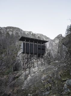 Gallery of The Noble Simplicity of Peter Zumthor's Allmannajuvet Zinc Mine Museum - 21