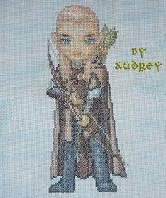 Legolas_by_Audrey