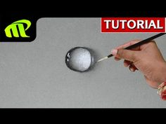 How To Draw Water Drop - 5 Simple Steps