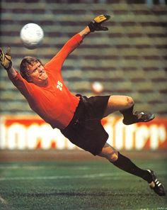 Sepp Maier (Goalkeeper, Germany)