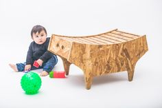 Furniture:Furniture Collection Notwaste Green Ball Lego Utility Chair Reclining Stationary Chair Wood Picnic Time Chair Sustainability Meets...