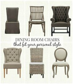 Dining Room Chairs T