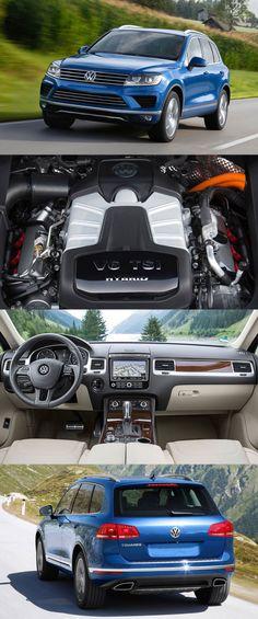 VW Touareg R-Line Comes with 3.0-Litre V6 Diesel Engine Get more details at: http://www.reconditionengines.co.uk/blog/vw-touareg-r-line-comes-3-0-litre-v6-diesel-engine/
